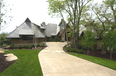 Lake Home Woodland Shores Lee's Summit Missouri Real Estate